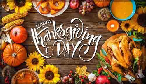 Open Thanksgiving Day in Virginia Beach