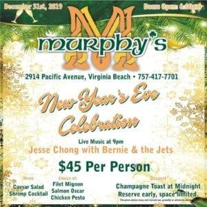 New Years in Virginia Beach
