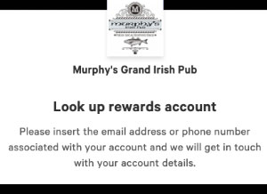 murphys look up vip rewards